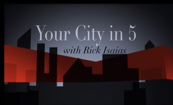 Your City in 5: A Snapshot of Your El Paso City Government