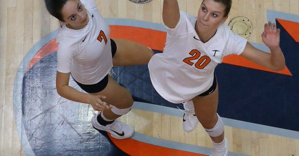 UTEP Volleyball Splits Final Games of Glory Road Invitational