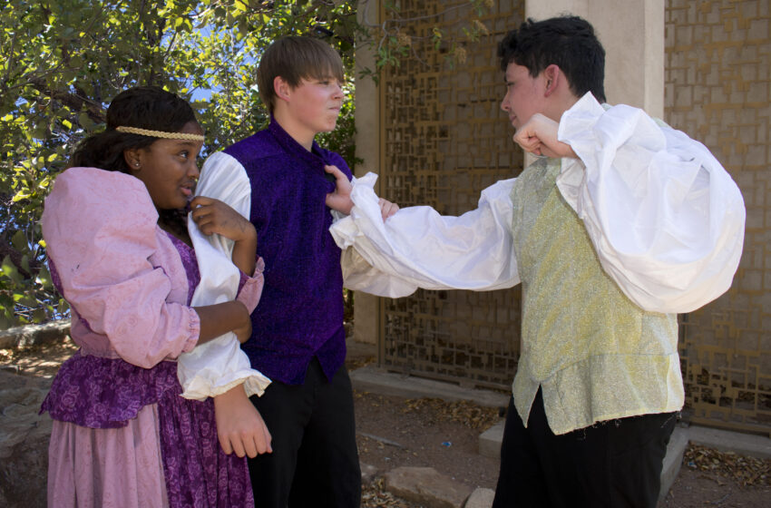 Kids-N-Company Camp Performs Shakespeare Production