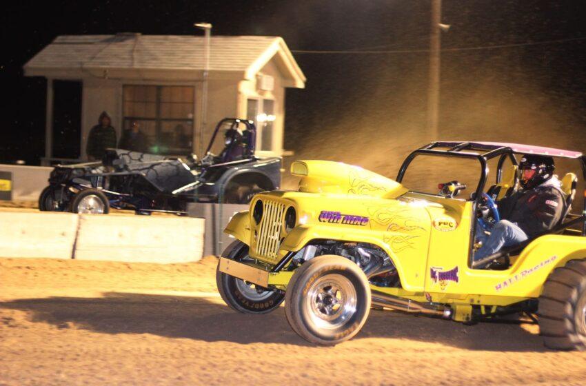 El Paso Motorplex hosts final Sand Drag event of 2015