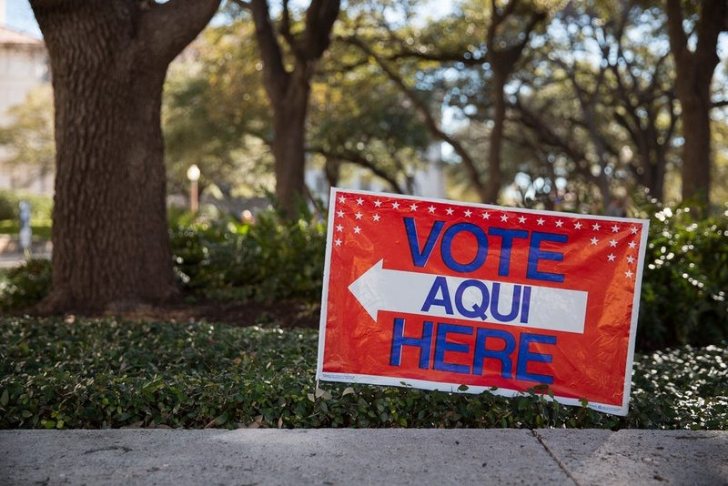Despite High Expectations for 2016, No Surge in Texas Hispanic Voter Turnout