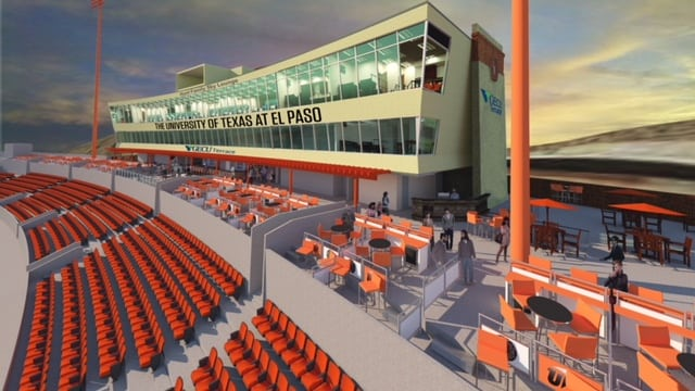 Hunt Family Foundation Donates $2 Million To Support UTEP Sun Bowl Project