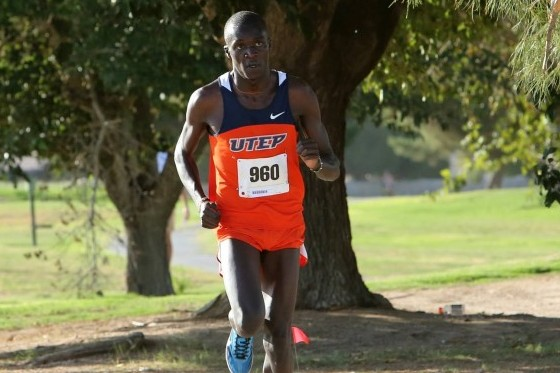 UTEP XCountry runner Rotich named to C-USA All-Academic Team