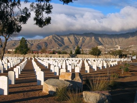 Ft. Bliss National Cemetery Announces Weekend Burial Availability