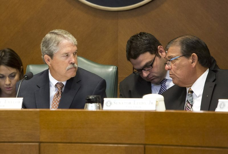 School Finance Dividing Lines Emerge at Hearing
