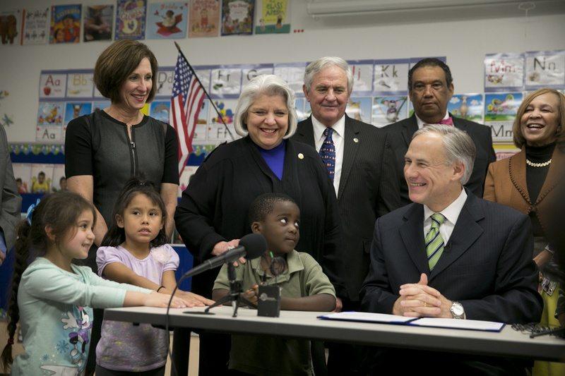 Texas Announces Hundreds of Schools Receiving Pre-K Grants