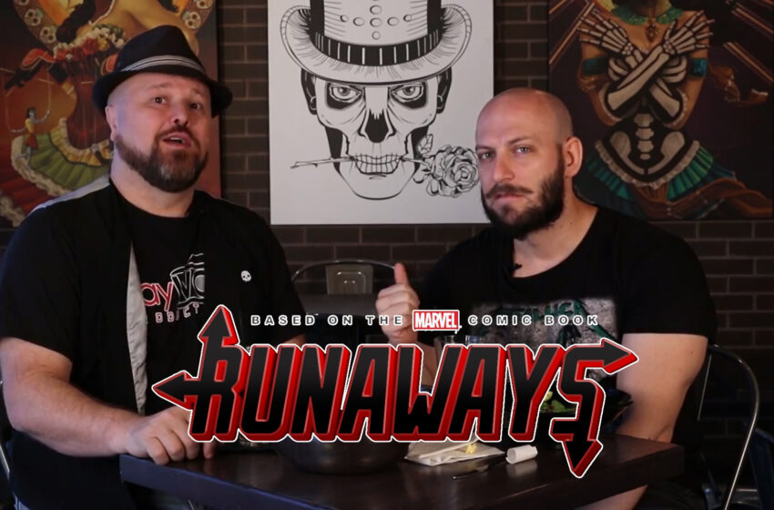 TNTM: Marvel Comics Runaways on Hulu