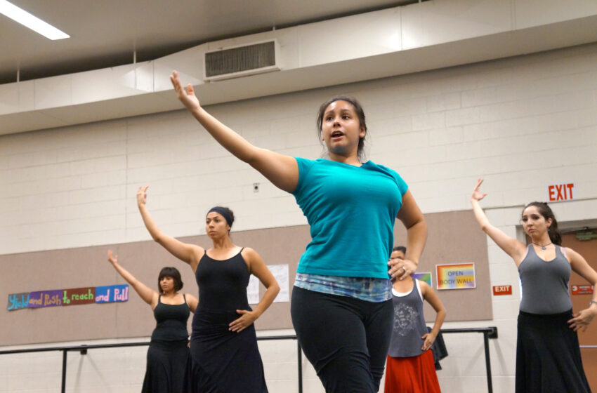 NMSU Dance Program to Showcase Passion for Flamenco, Spanish Dance