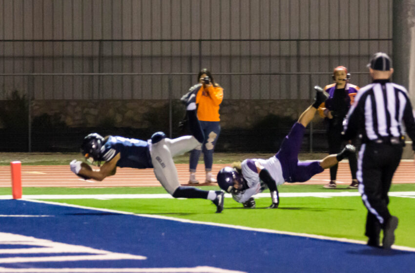Story in Many Pics: Del Valle Downs Eastlake 44-7