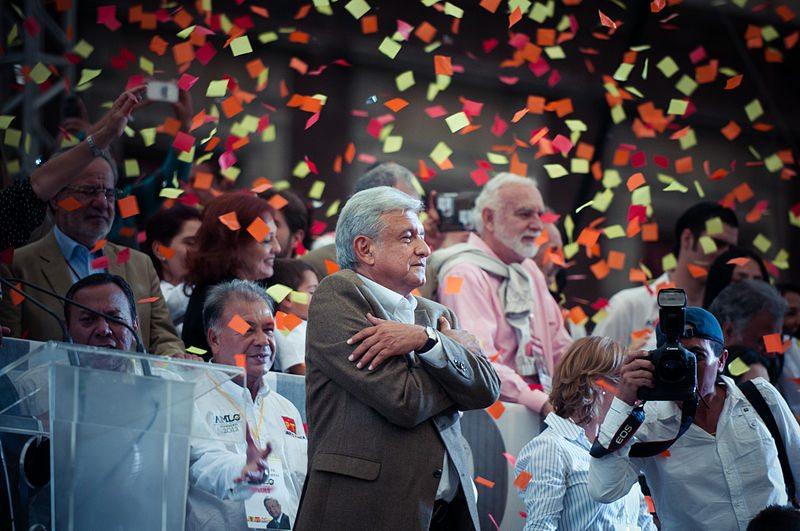 Mx Leader Andrés Manuel López Obrador set for El Paso Visit, Speech Monday