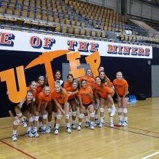 UTEP Volleyball Drops Two on the Road