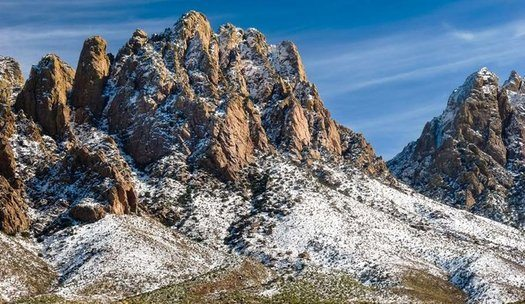 Bills on Wilderness in NM National Monuments Reintroduced