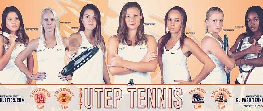UTEP Tennis Falls to Utah State