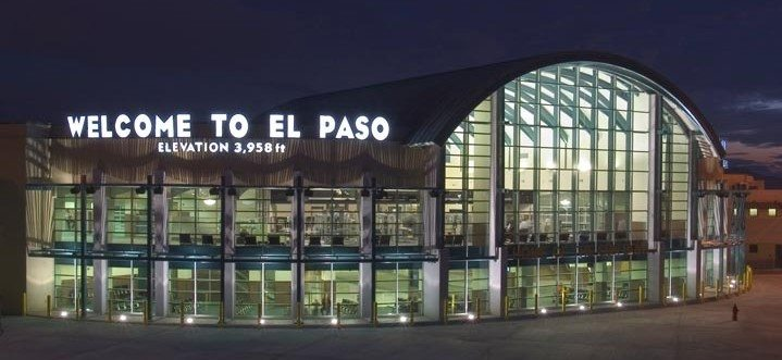 El Paso International Airport tops in passenger satisfaction
