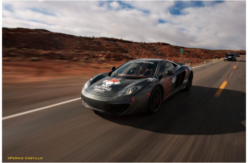 The Motoring Life: The McLaren MP4-12C