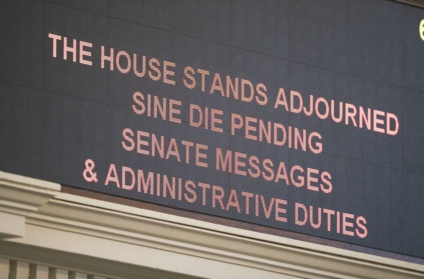 Texas Legislature Ends Special Session Without Passing Property Tax Measure