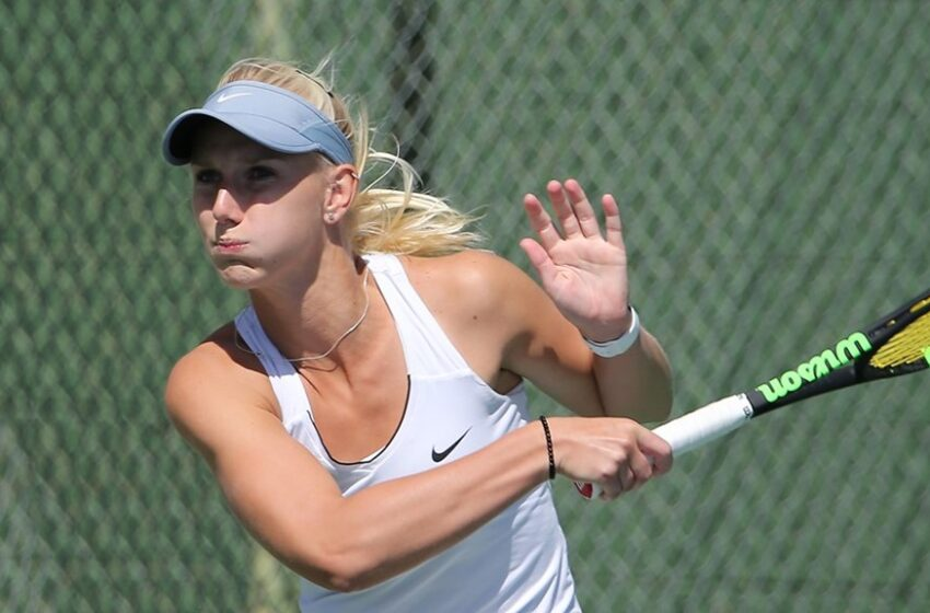 Martinez Gets Fourth Win In a Row As UTEP Tennis Concludes Saturday Action