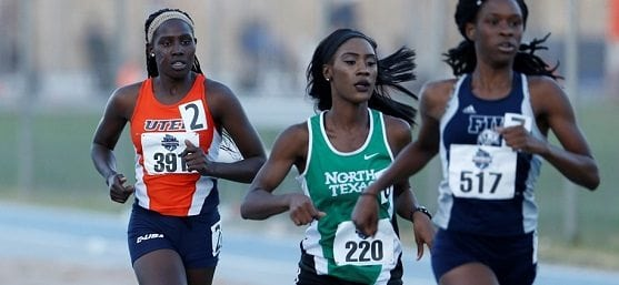 Two Miners Garner Top-Three Finish at the Texas Relays