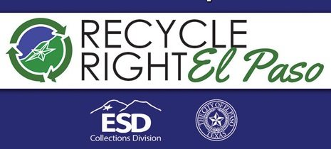 "Environmental Services Department Announces 2017 ""Recycle Right, El Paso"" Video Contest"
