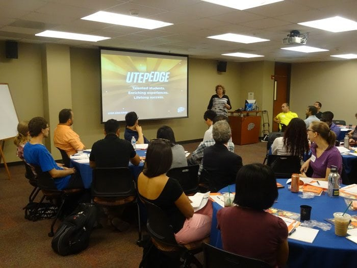 UTEP Joins National Initiative to Support Teaching and Learning
