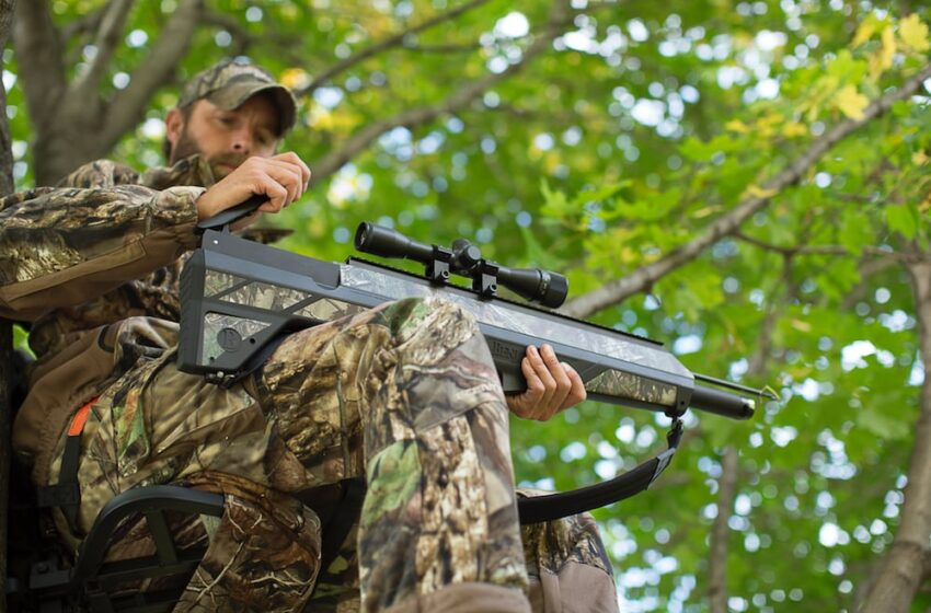 TPW Commission Adopts Rules Permitting Pneumatic Weapons for Hunting