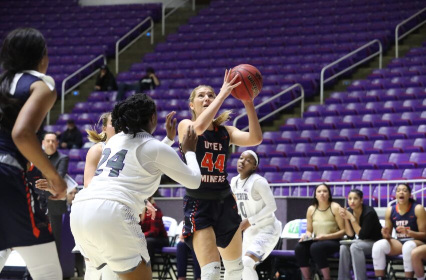 Miners Upended At Weber State 68-63