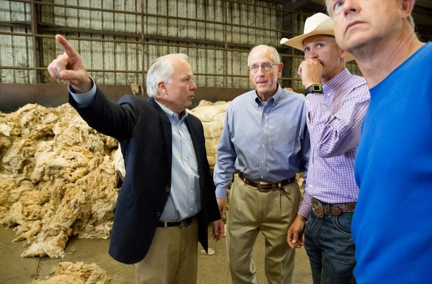 Texas Farmers on Edge as $430 Billion Farm Bill Runs up Against Deadline