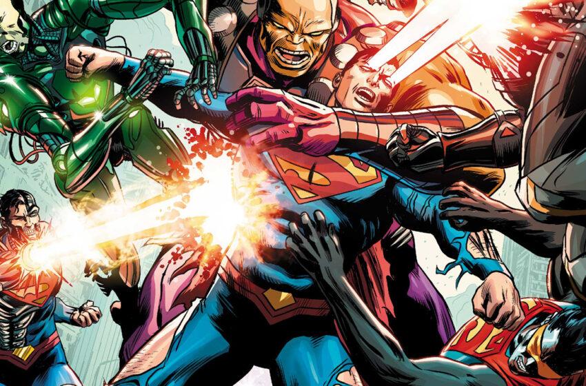 TNTM: DC Comics Action Comics #982 review