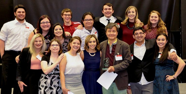 NMSU Student Advertising Club wins District Competition