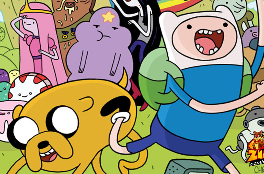 TNTM: Adventure Time to end in 2018