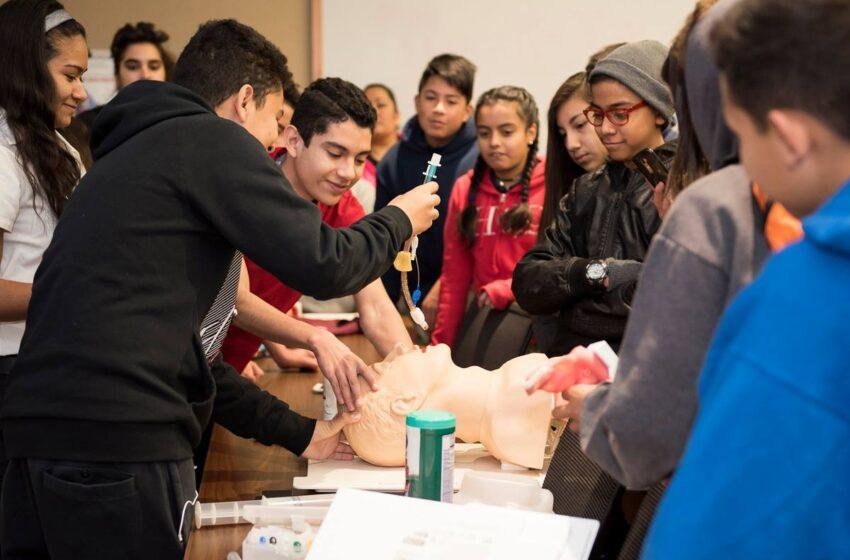 TTUHSC El Paso to Host STEM Workshops for Local K-12 Students