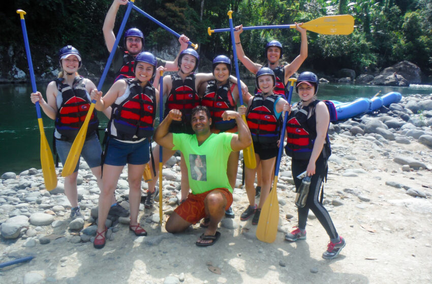 NMSU 'Global Connections' Talk to Focus on Experience in Costa Rica