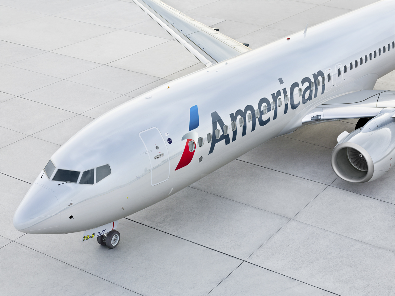Photo courtesy American Airlines