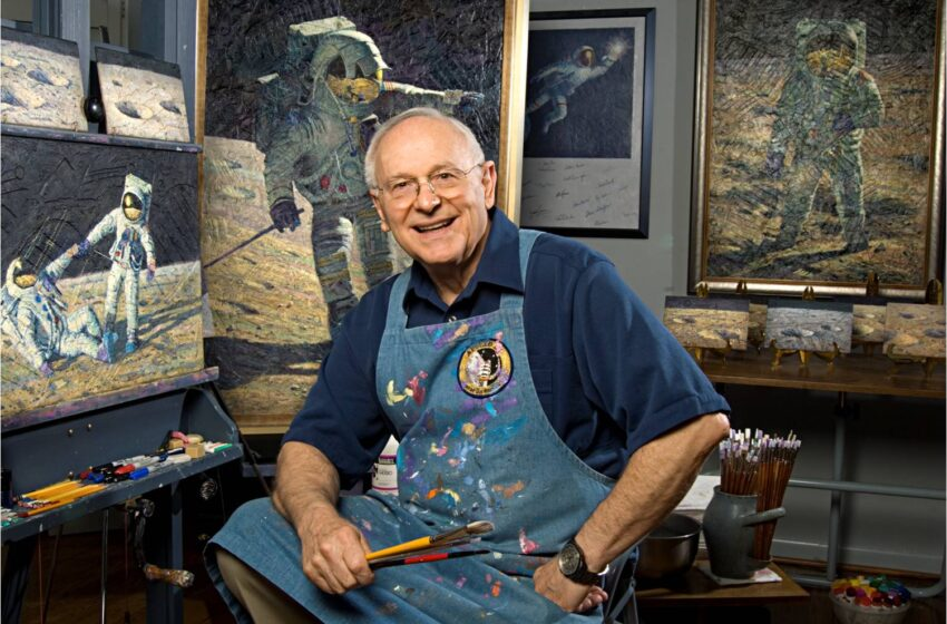 Astronaut Alan Bean, Fourth Man to Walk on Moon, NM Hall of Fame Inductee, Dies at 86