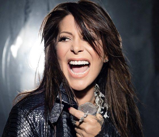 Popular 'Rockera' Alejandra Guzmán at County Coliseum