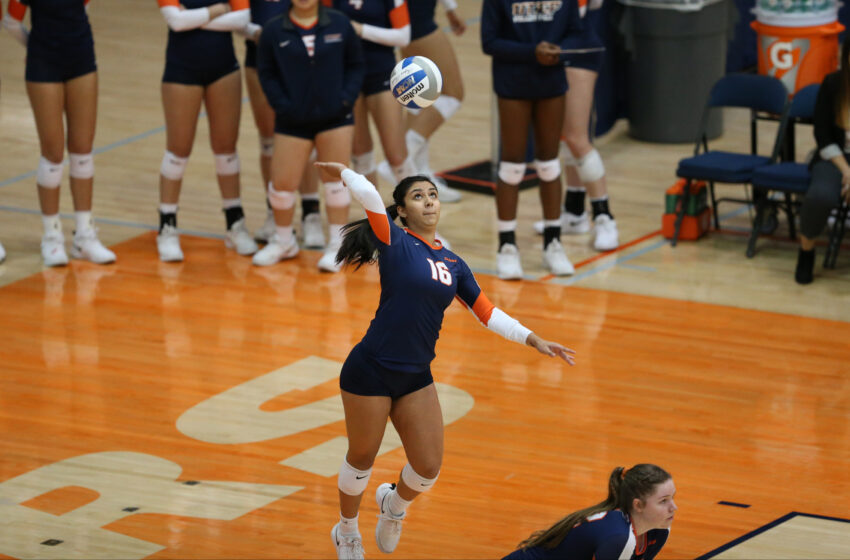 UTEP Volleyball Drops Match at North Texas