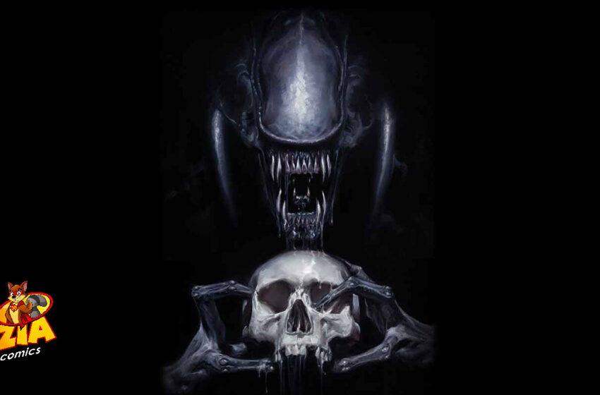 TNTM: Dark Horse celebrates Alien Day April 26