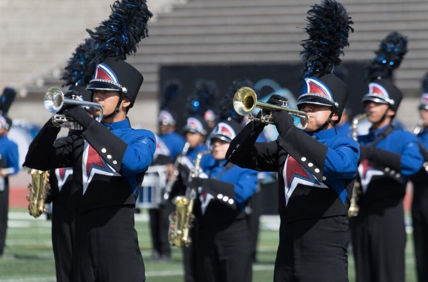 Americas High to Compete in State Marching Band Contest