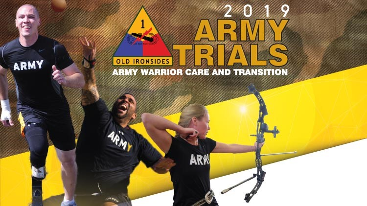 Army Warrior Care and Transition's 2019 Army Trials Competition Week Underway at Fort Bliss