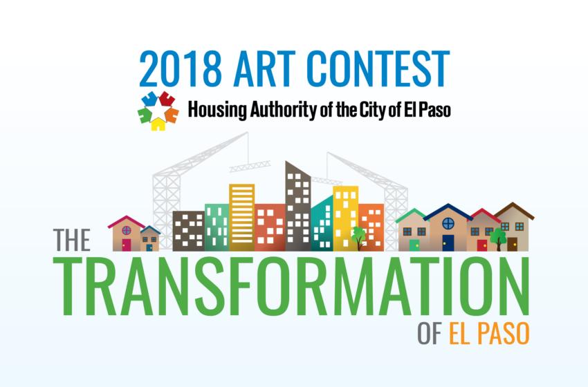Housing Authority of El Paso Announces Art Contest