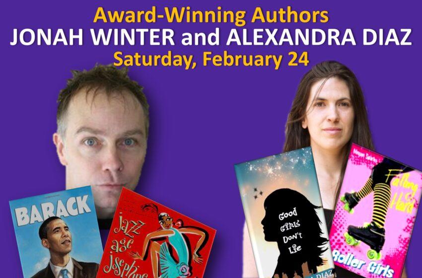 El Paso Public Library Hosting Renowned Authors Saturday
