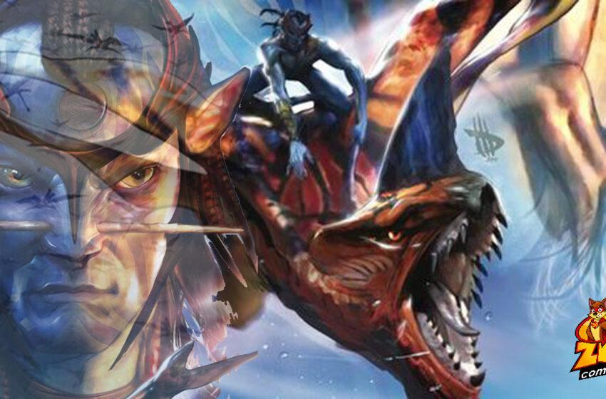 TNTM: Dark Horse Comics to publish Avatar Comics