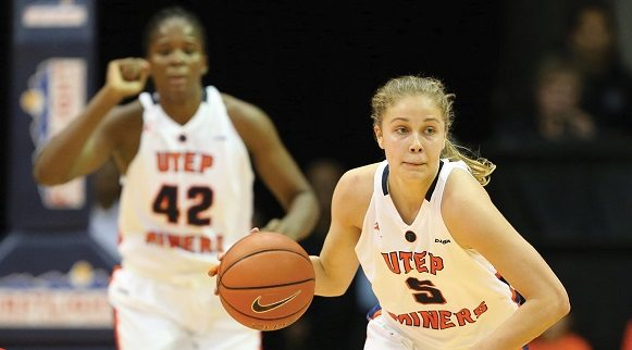 UTEP Thunders Past Marshall 84-74 at the Haskins Center Saturday Afternoon