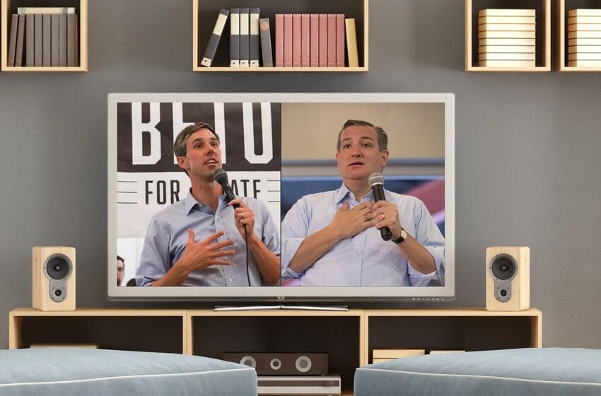 Cruz Says O'Rourke Voted Against Harvey Tax Breaks; O'Rourke Says There's More to The Story
