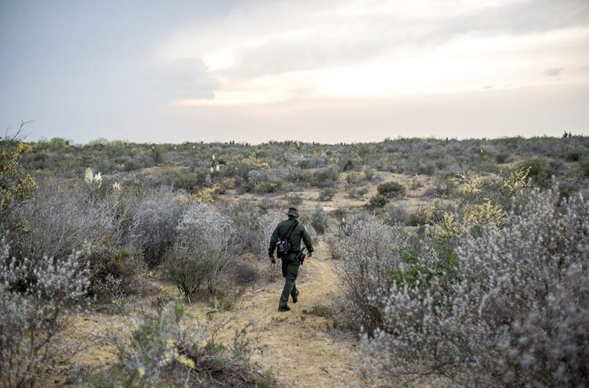 Donald Trump is Deploying Troops to the Border, But Border Crossings are Lower Than They Have Been