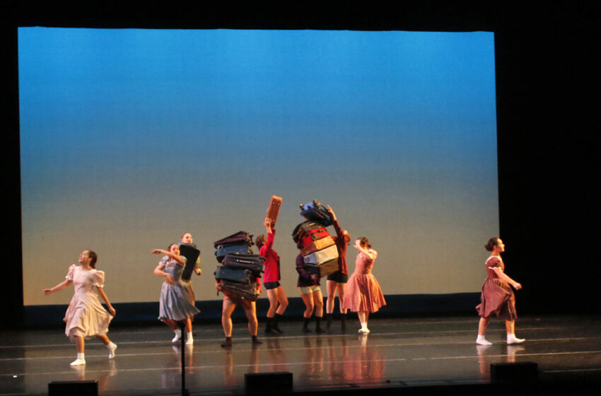 NMSU Dance Students, Faculty win Honors at Regional Conference