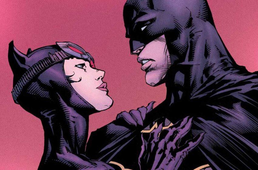TNTM: Batman Proposes to Catwoman