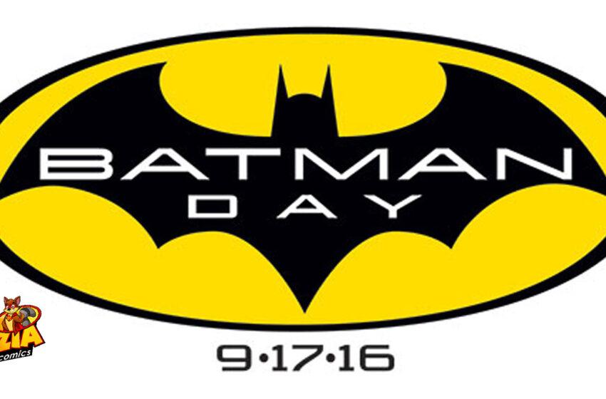 TNTM: Batman Day celebration is September 17