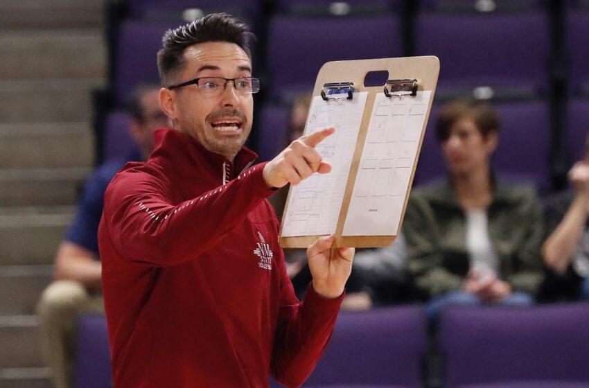 UTEP Names Ben Wallis Volleyball Head Coach