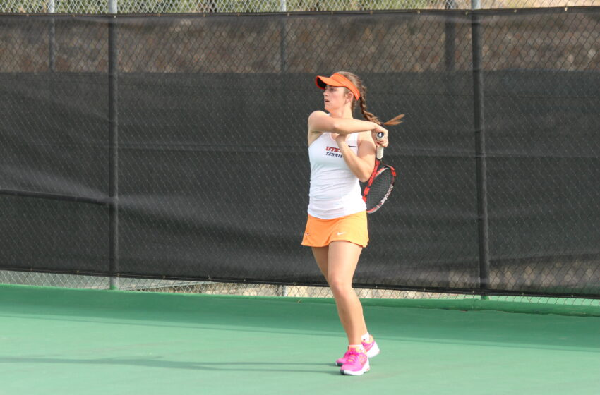 Miner Tennis Team Returns to Action in Dallas